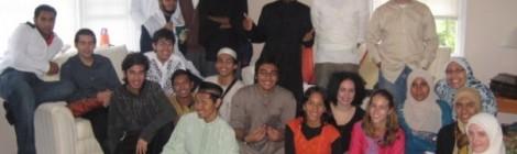 Merayakan keberagaman spiritual bersama Muslim Students' Association