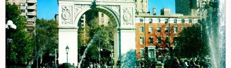 New York State of Mind: Studying at NYU's Washington Square Campus