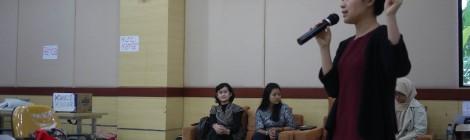 Presentasi Indonesia Mengglobal untuk Indonesia Mengajar