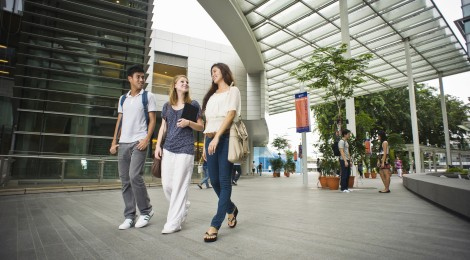 National University of Singapore – Quality Education Close to Home