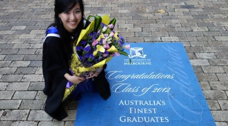 On choosing Melbourne, Australia, to study