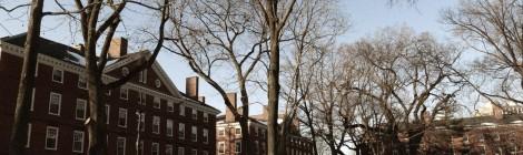 Visiting Harvard!