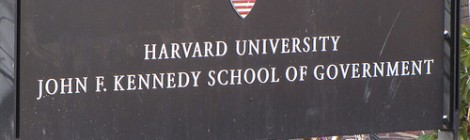 Research Fellow(ship) at Harvard University's John F. Kennedy School of Government – Part 1