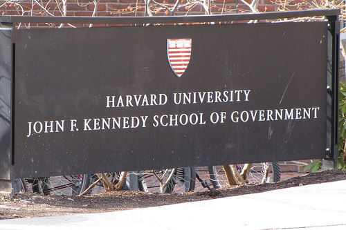 Research Fellow(ship) at Harvard University's John F ...