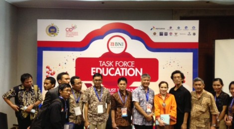 Presentasi Indonesia Mengglobal dalam Kongres Diaspora Indonesia