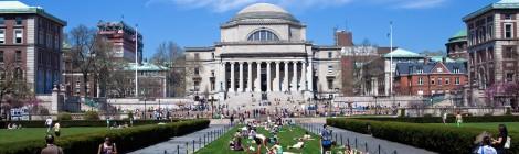 Visiting Columbia University