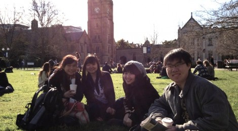 5 life tips in studying abroad