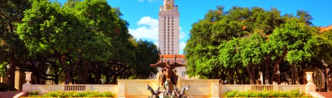 The University of Texas at Austin – What Starts Here Changes The World –