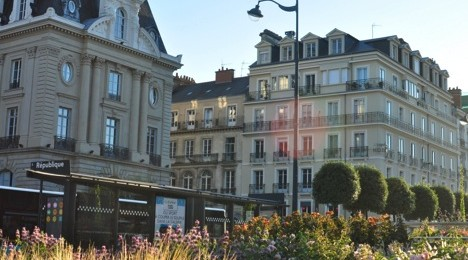 "Rennes, A ""College Town"" in France"