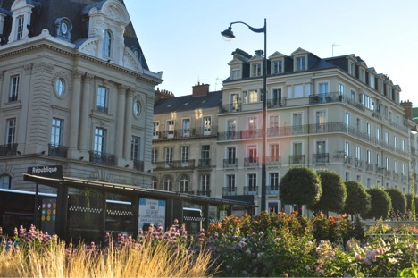 Rennes, A