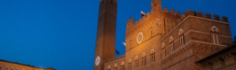 A Story of Five Weeks in Siena, Italy