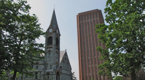 Mengintip University of Massachusetts Amherst