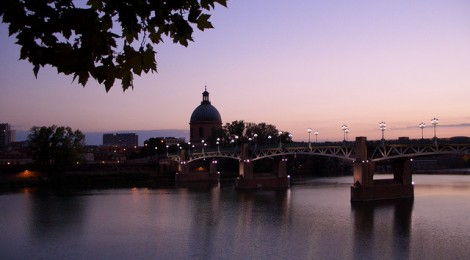 Toulouse, France (Photo credit: https://www.flickr.com - Alfred Essa)