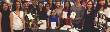 Wawancara Indonesia Mengglobal dengan Pengarang Buku 'Bright Eyes', Brea Olivia Salim
