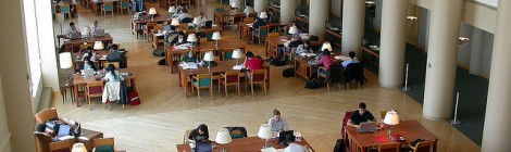 Getting Hidden Scholarship in US Undergraduates
