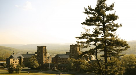 Cornell University Campus, Ithaca. Photo credit: Alex from www.flickr.com (Full link available)
