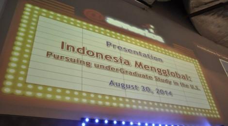 Ringkasan: Seminar Indonesia Mengglobal, Agustus 2014