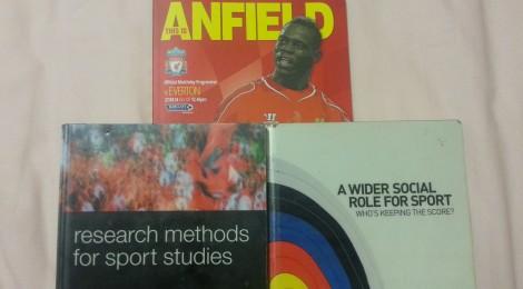 Sports Studies in the UK