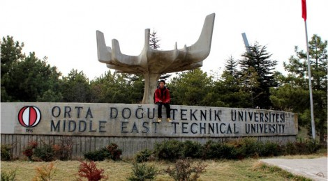 Kuliah di Universitas Nomor Satu di Turki, Siapa Takut