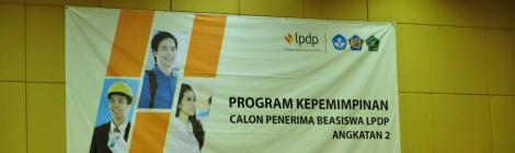Beasiswa LPDP: Pergi Untuk Kembali