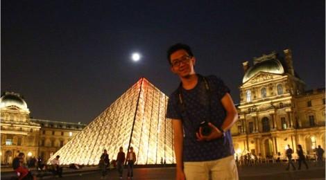 Kisah Mahasiswa Politeknik mendapat beasiswa ke Prancis