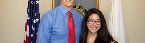 Photo opportunity with U.S. Secretary of Education Arne Duncan
