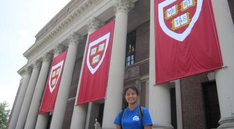Visiting Harvard University, Cambridge, MA.
