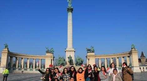 Menjadi Mahasiwa Indonesia di Hungaria