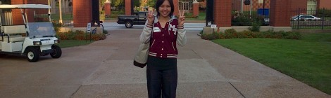 Menjadi Graduate Assistant di St. Louis University