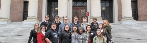 Tim St. Thomas untuk Harvard National Model UN 2012