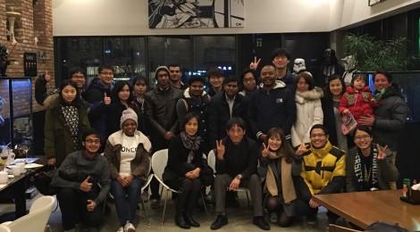 Menjadi Kandidat PhD di Yeungnam University Korea