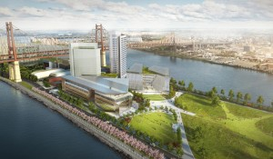 Cornell Tech New Campus on Roosevelt Island