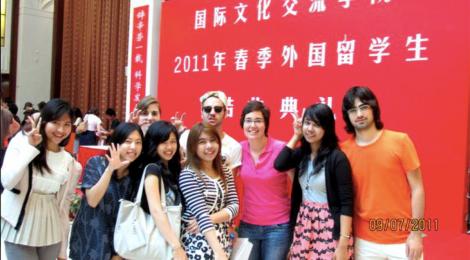 Belajar Mandarin di Universitas Terbaik di Shanghai