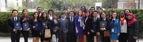 YSEALI Academic Fellowship's Participant - 1