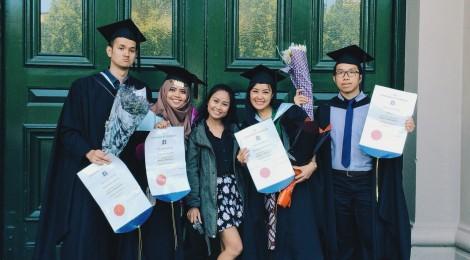 Pengalaman Kuliah Di Yogyakarta dan Melbourne