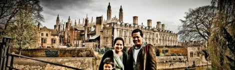 Pengalaman Ikut Suami Studi di Cranfield UK dengan Dua Anak
