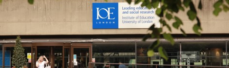 Pengalaman Kuliah di UCL Institute of Education
