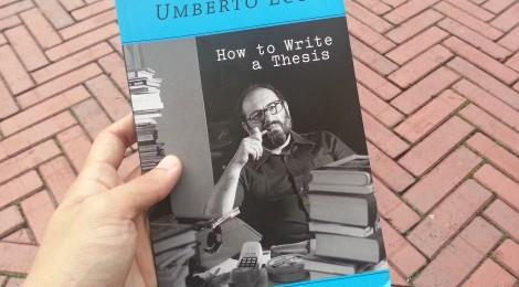 Umberto Eco dan Kiat Menulis Tesis (Bagian Kedua)