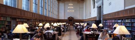Dimanja Perpustakaan