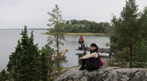 Tamasya ke Naantali, Turku