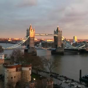 Pemandangan Kota London