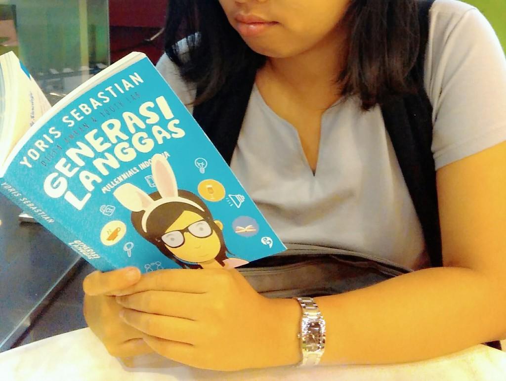 Generasi Langgas mengupas fenomena millenials Indonesia.