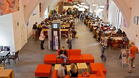 Mensa di Universitas Heidelberg