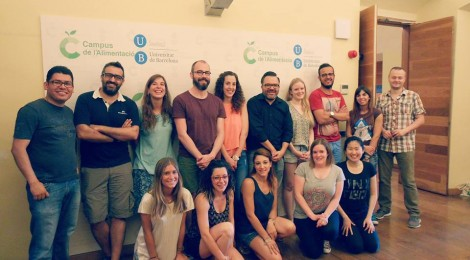 Metabolomics course Barcelona Jul 2016