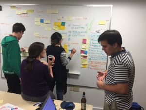 User research data analysis for Integrated Product Development Methods class (Fall 2016)