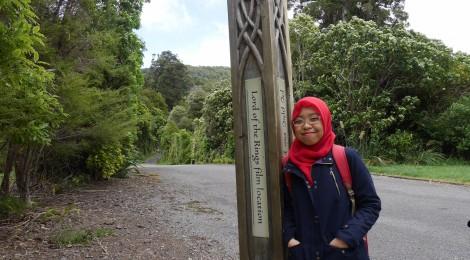 Dwi Wahyuningtyas, mahasiswa S2 di Victoria University of Wellington