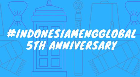 Lima Tahun Bersama Indonesia Mengglobal