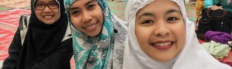 Riri, Mahasiswi Muslim di Selandia Baru