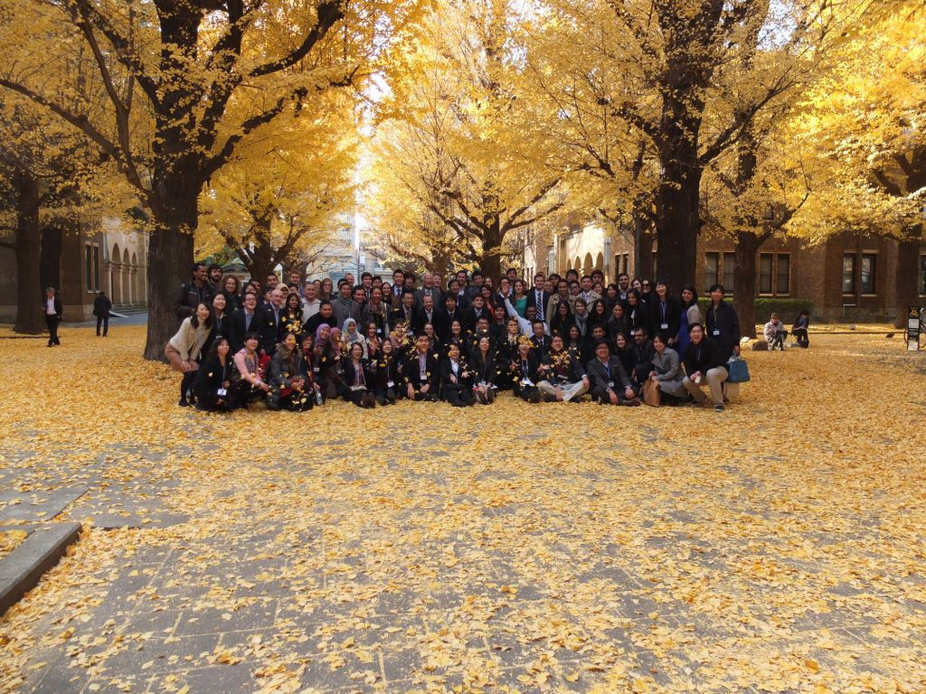 Global Public Policy Network, Tokyo 2014