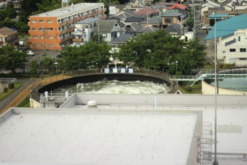 Municipality water treatment